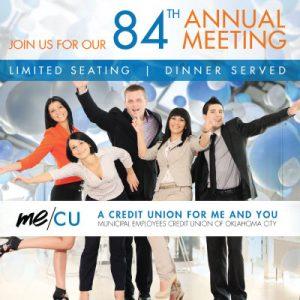 MECU 84th annual meeting