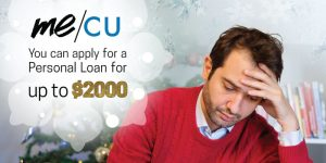 Winter Loan Promotion Information when you click