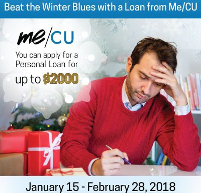 You can apply for a Personal Loan for up to $2000
