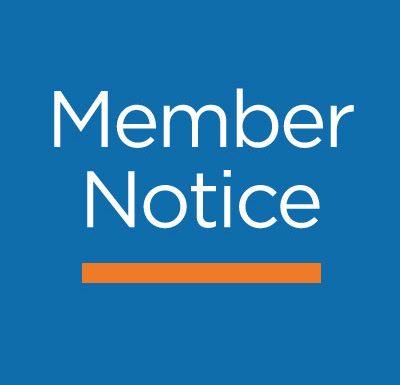 Member Notice thumbnail