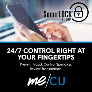 securlock 24/7 account control right at your fingertips